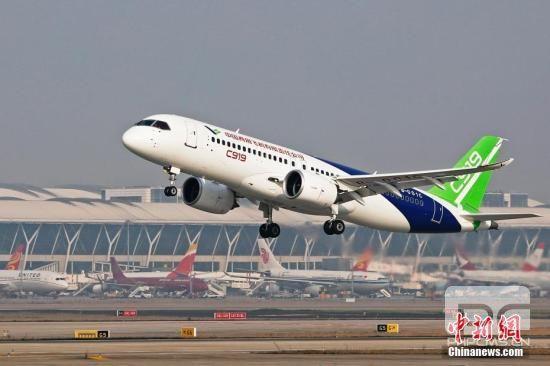 中国自主形成谱系完备、军民融合的大中型飞机体系